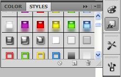 Как установить стили в фотошоп