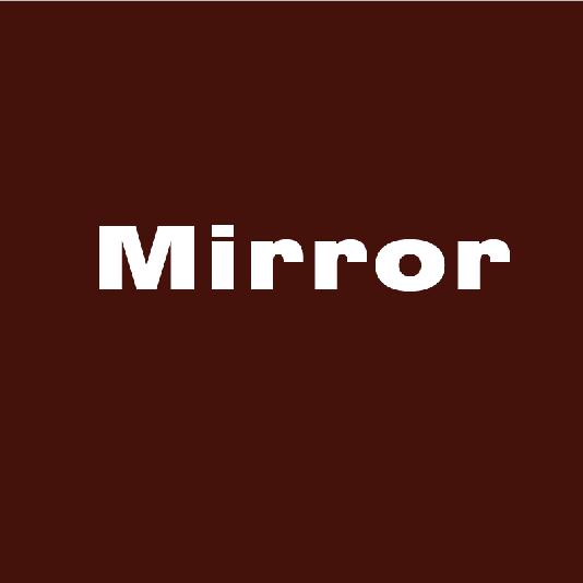 Отражение в фотошопе