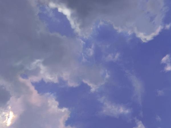 Текстура облаков