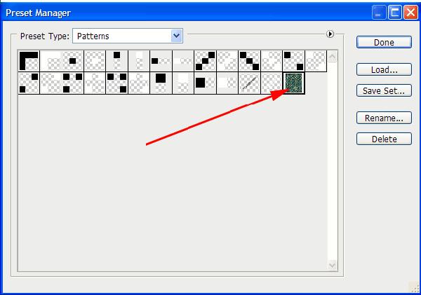 Как установить текстуру в фотошоп