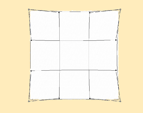 Создаём текстуру бумаги