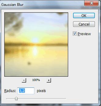 Фильтры фотошопа