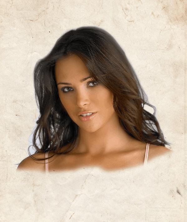 Красивый портрет в фотошопе